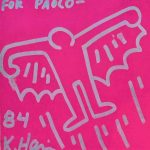 MADE IN NEW YORK. KEITH HARING (Subway drawings) e Paolo Buggiani