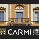 CARMI. MUSEO CARRARA E MICHELANGELO A VILLA FABBRICOTTI