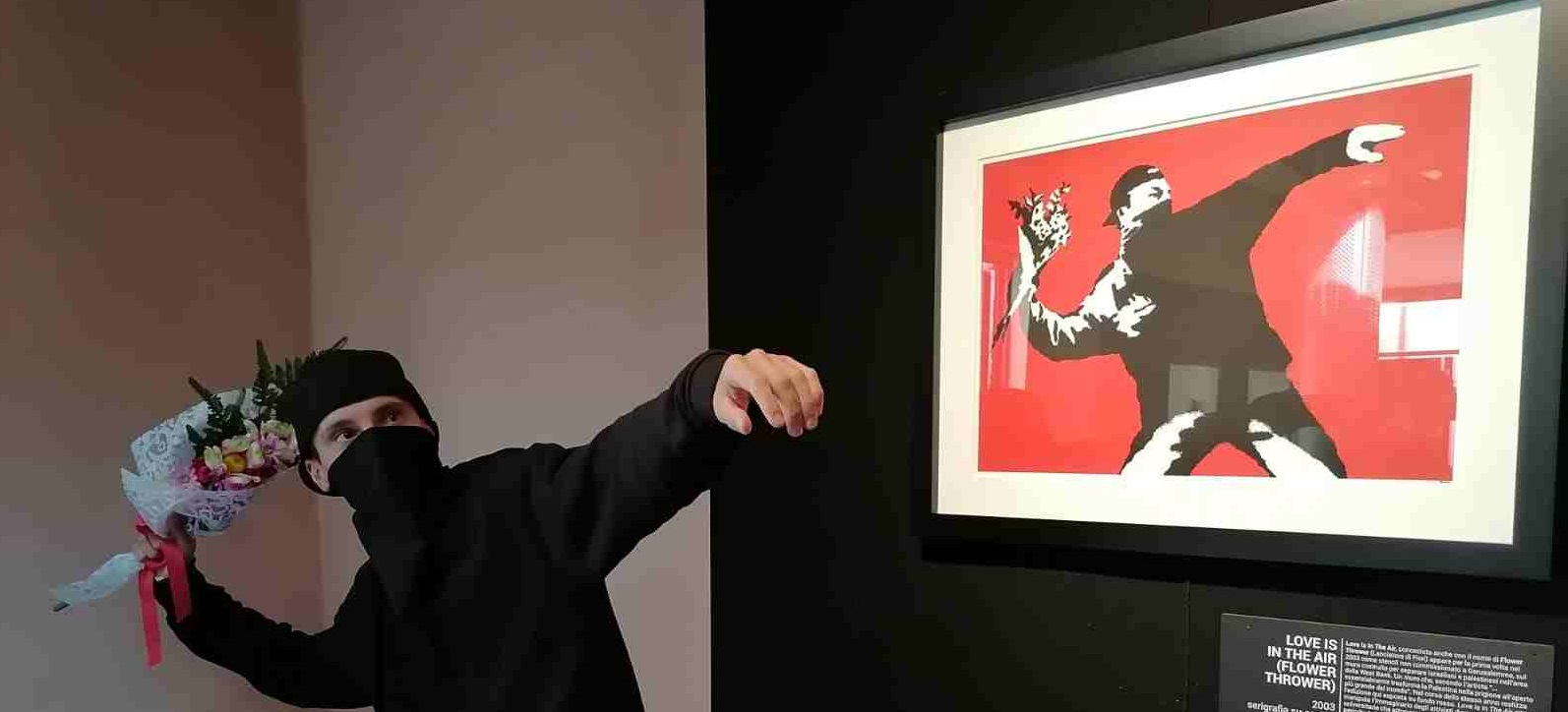 <br><br>EARLY ARTIST KNOWN AS BANKSY 2002 – 2007 Prints Selection